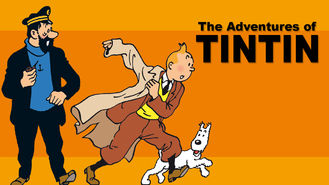 Netflix box art for The Adventures of Tintin - Season 2