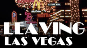 Netflix box art for Leaving Las Vegas